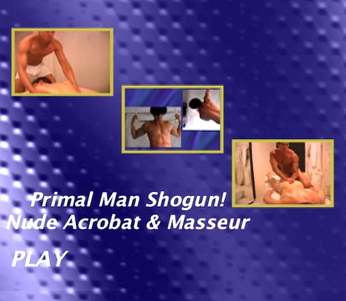 Massage homme nude primal