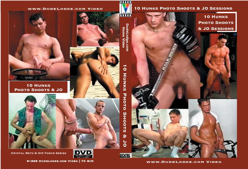 10 Hunks Photo Shoots JO-gay-dvd