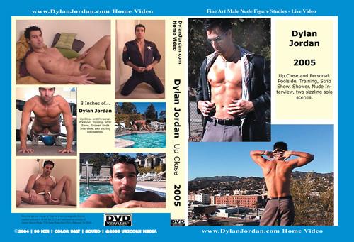 8 Inches Of Dylan Jordan-gay-dvd