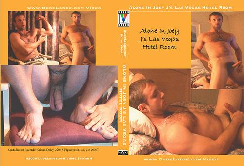 Alone In Joey J's Las Vegas Hotel Room-gay-dvd