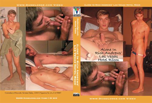 Alone In Rich Andrews' Las Vegas Hotel Room-gay-dvd