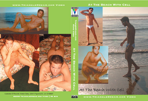 At The Beach With Cell-gay-dvd