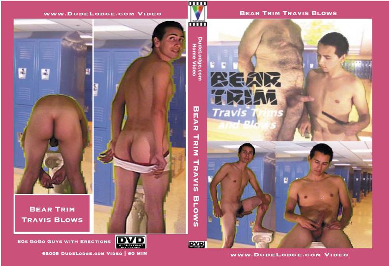 Bear Nude Haircut - Travis Trims and Blows-gay-dvd