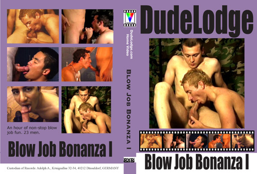 Blow Job Bonanza I-gay-dvd