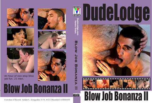 Blow Job Bonanza II-gay-dvd