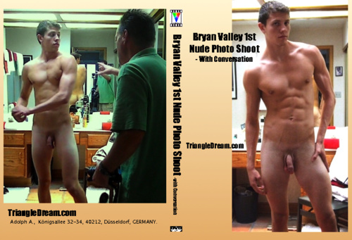 Bryan Valley 1st Nude Photo Shoot- with Conversation-gay-dvd