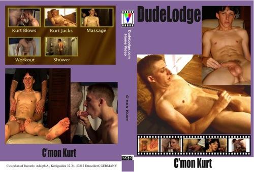 C'mon Kurt-gay-dvd