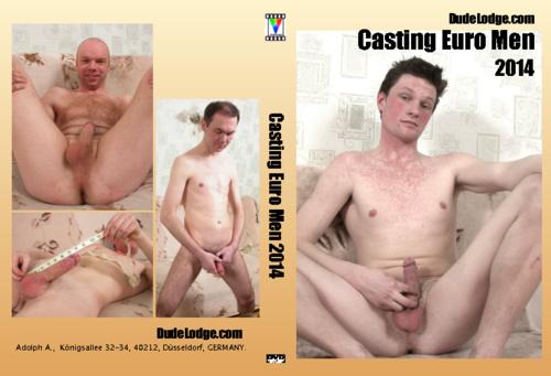 Casting Euro Men 2014-gay-dvd