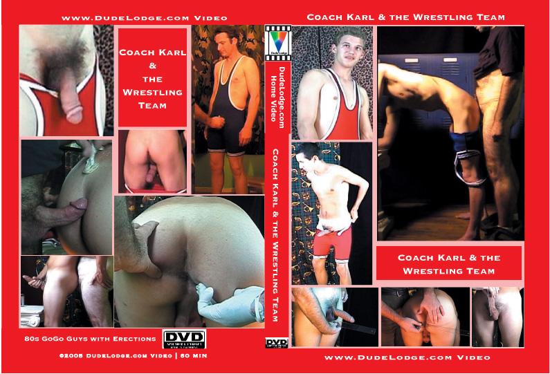Coach Karl - Wrestling Team-gay-dvd