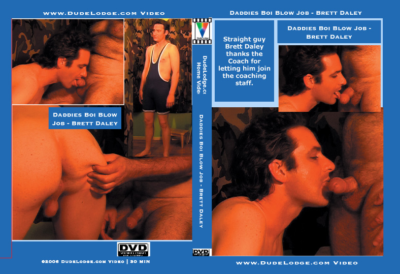 Daddies Boi Blow Job Brett Daley-gay-dvd