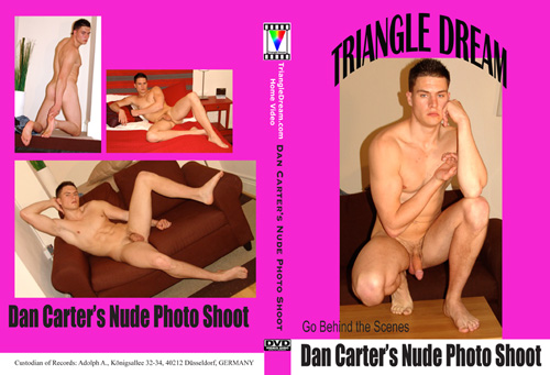 Dan Carter's Nude Photo Shoot-gay-dvd