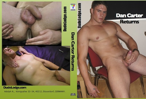 Dan Carter Returns-gay-dvd