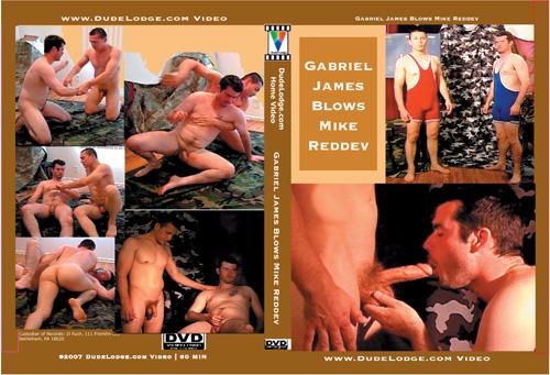 Gabriel James Blows Mike Reddev-gay-dvd