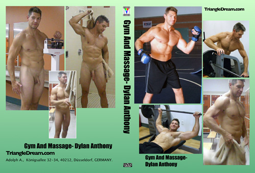 Gym And Massage- Dylan Anthony-gay-dvd