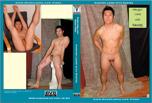 Hanging Loose With Dantes-gay-dvd