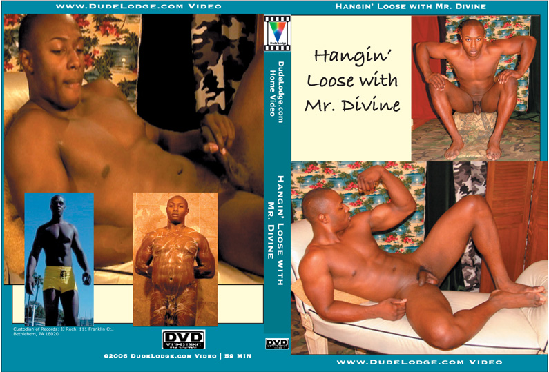 Hanging Loose With Mr Divine-gay-dvd