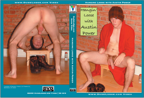 Hanging Loose with Austin Power-gay-dvd