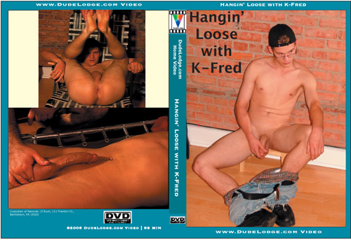 Hanging Loose with K-Fred-gay-dvd