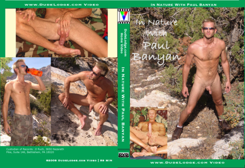 In Nature With Paul Banyan-gay-dvd