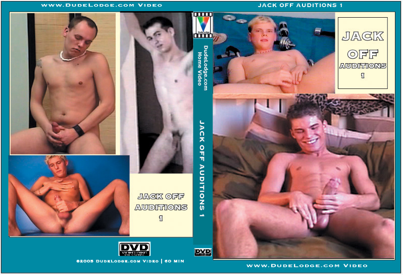 Jack Off Auditions 1-gay-dvd