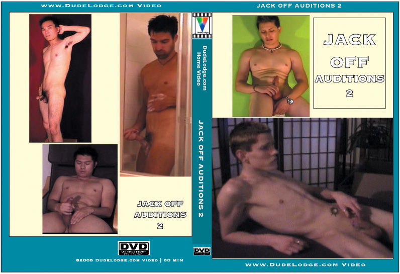 Jack Off Auditions 2-gay-dvd