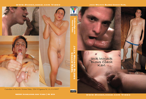 Jack Wojack Blows Coach Karl-gay-dvd