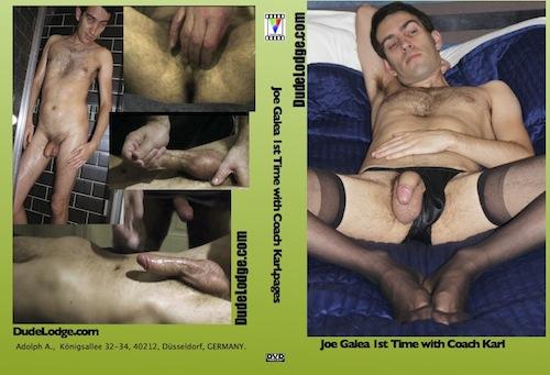 Joe Galea 1st Time with Coach Karl-gay-dvd