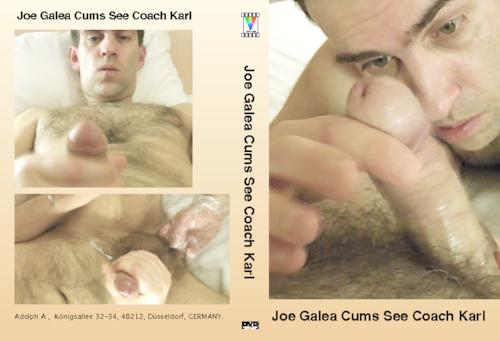 Joe Galea Cums See Coach Karl-gay-dvd