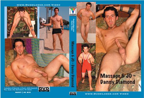 Massage & JO Danny Diamond-gay-dvd