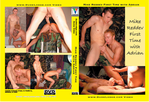 Mike Reddev First Time with Adrian-gay-dvd