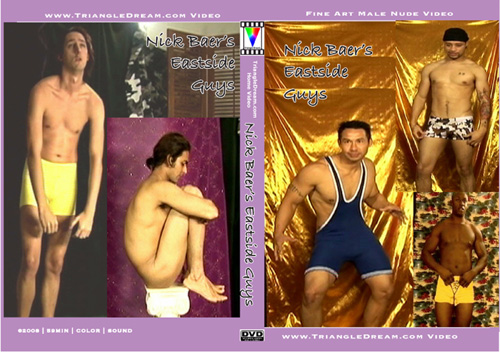 Nick Baer's Eastside Guys-gay-dvd