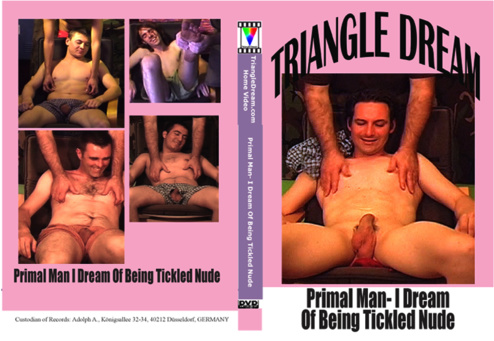 Primal Man - I Dream Of Being Tickled Nude-gay-dvd