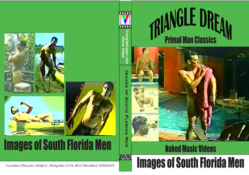 Primal Man Classics- Images of South Florida Men-gay-dvd
