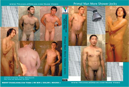 Primal Man More Shower Jocks-gay-dvd
