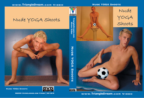 Primal Man Nude Yoga Shoots-gay-dvd