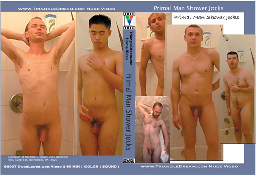 Primal Man Shower Jocks-gay-dvd