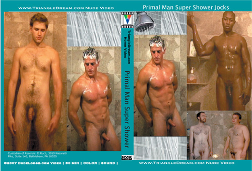 Primal Man Super Shower Jocks-gay-dvd