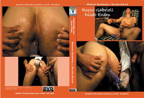 Rocco Gabriell Dildo Show-gay-dvd
