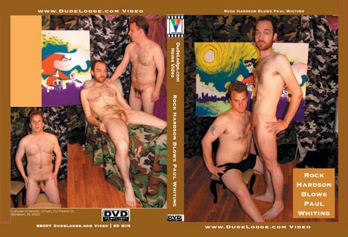 Rock Hardson Blows Paul Whiting-gay-dvd