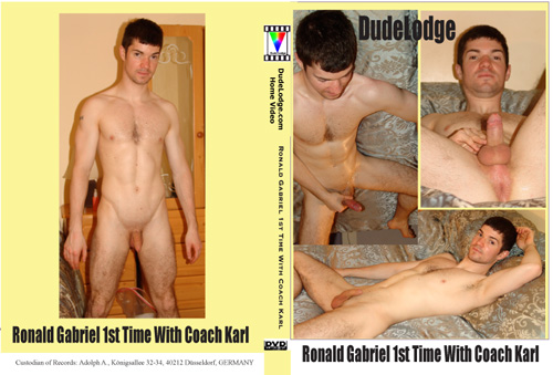 Ronald Gabriel 1st Time With Coach Karl-gay-dvd
