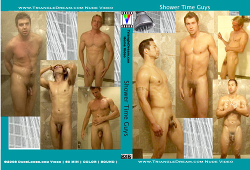 Shower Time Guys-gay-dvd