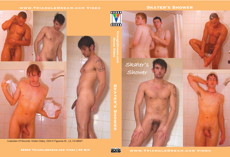 Skater's Shower-gay-dvd