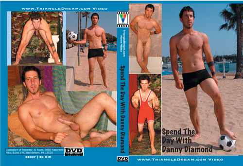 Spend The Day With Danny Diamond-gay-dvd