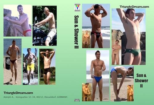 Sun & Shower II-gay-dvd