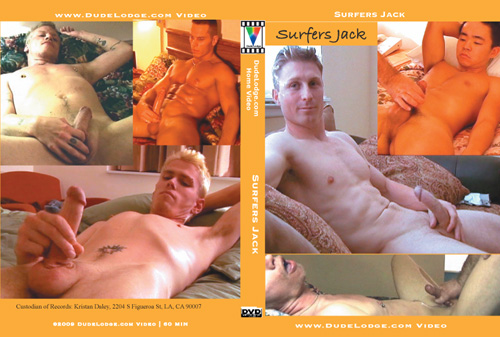 Surfers Jack-gay-dvd
