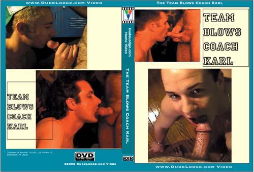 Team Blows Coach Karl 1-gay-dvd