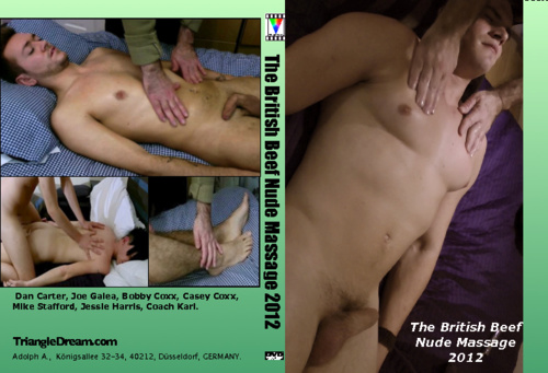 The British Beef Nude Massage 2012-gay-dvd
