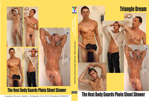 The Next Body Guards Photo Shoot Shower-gay-dvd