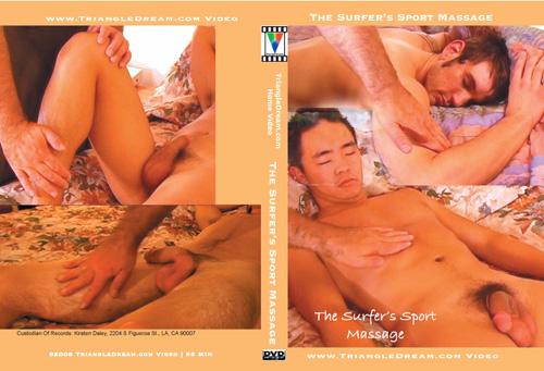 The Surfer's Sport Massage-gay-dvd