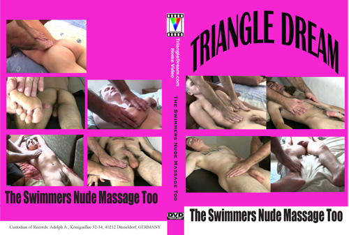 The Swimmers Nude Massage Too-gay-dvd
